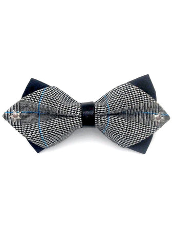 Accessory - Bow Tie Glen Plaid