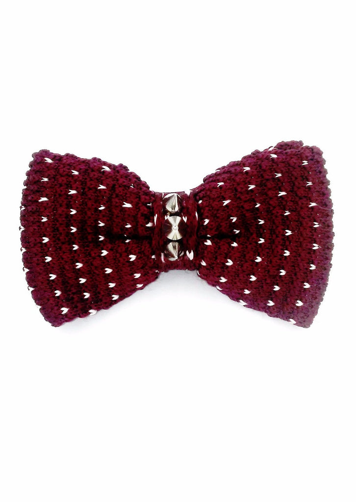 Accessory - Bow Tie Layered Knit