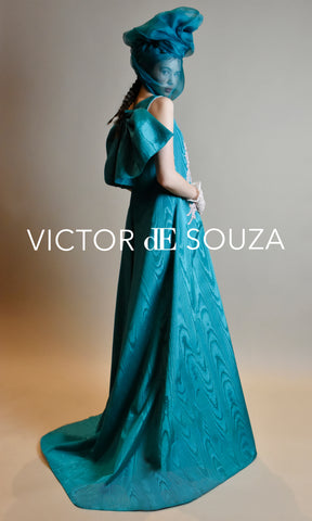 Venora  Teal gown