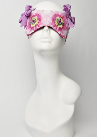 Garden II- sleeping couture mask.