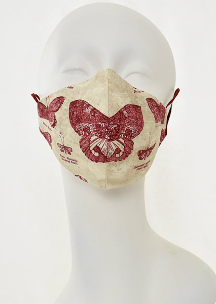Papillon-Luxury couture mask