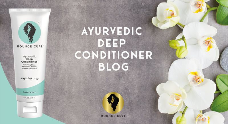 Ayurvedic Deep Conditioner