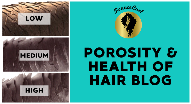 Porosity & Health of Hair