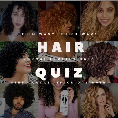 Bounce Curl Hair Quiz