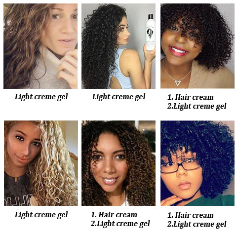 Curly Kids Tutorial Using Bounce Curl Light Creme Gel. It Is Extremly Easy  Applying Bounce Curl Light Creme Gel In Kids Hair. Just Apply In Three  Sections ...