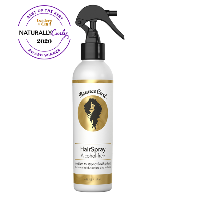 Bounce Curl Alcohol Free Hairspray