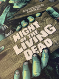 """Night of the Living Dead"" (VARIANT) Artist Proofs"