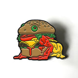 Frurger Enamel Pin