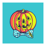 "Maskerade - Jacques O'Lantern 6"" x 6"" Mini Screen-Print"