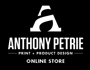 Anthony Petrie Print + Product Design