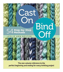 Cast On Bind Off Reference Book Example