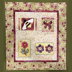 Example of Postcard Pocket Quilt