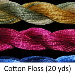 Cotton Floss 20 yd