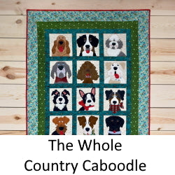 The Whole Country Caboodle Quilt Kits