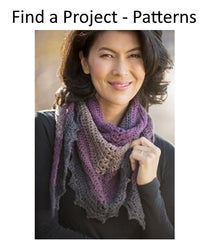 Find a crochet pattern to start your project