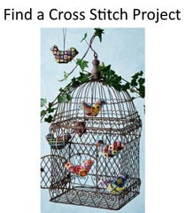 Find a cross stitch project