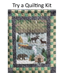 Try a quilting kit