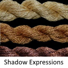Shadowdyed Expressions