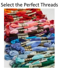 Select the perfect thread