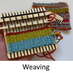 Weaving Notions