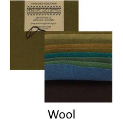 Wool content fabric