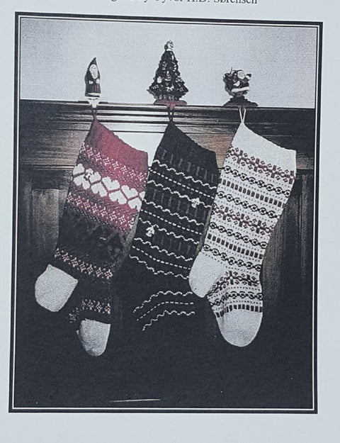 Christmas Stocking Trio II