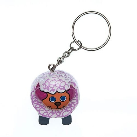 Paradise Exotic Accessories Funky Keychain