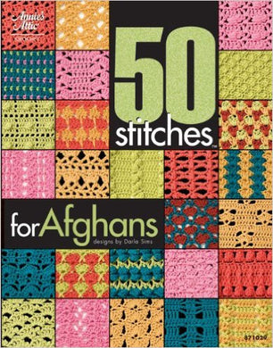 50 Stitches for Afghans