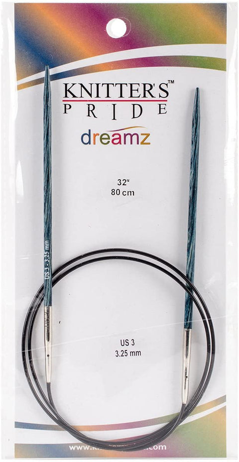 Knitter's Pride Circular Fixed Needles Jumbo