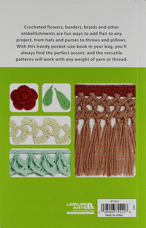 Embellishment Stitch Guide