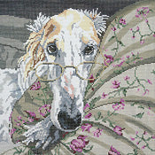 Arthur the Borzoi