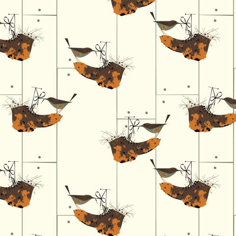 Charley Harper Bird Architects
