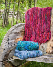 Mountain Colors Warm and Wooly Throw (Drop Ship)