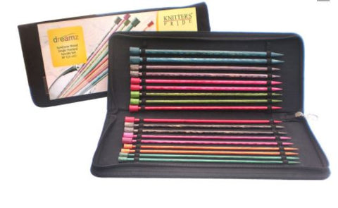 "Knitter's Pride Symfonie Dreamz 14"" Single Pointed Needle Set"