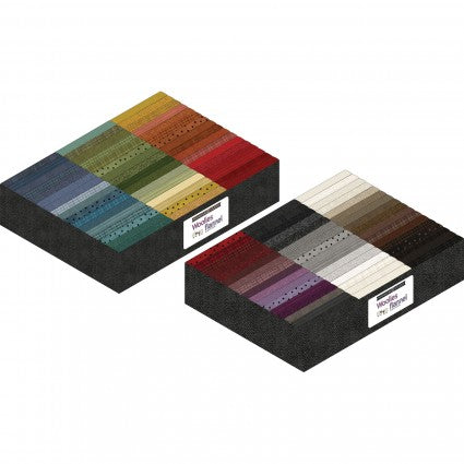Woolies Flannel Fat Quarters Boxed Set