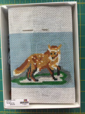 Red Fox Needlepoint Kit