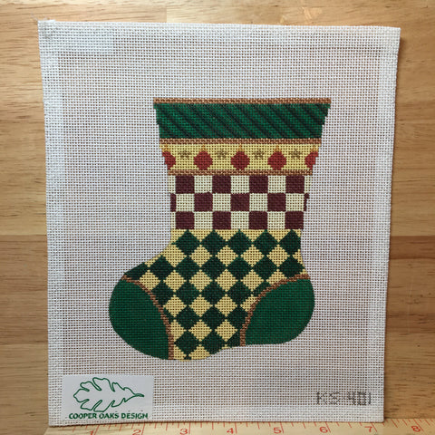 Cooper Oaks Holiday Needlepoint