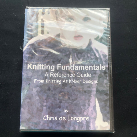 Knitting Fundamentals DVD