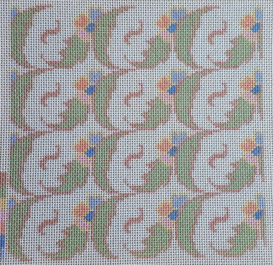 Stitch One Curved Repeat RC110