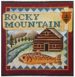 Rocky Mountain Needlepoint Kit