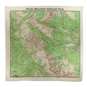 Rocky Mountain Theme Bandanas