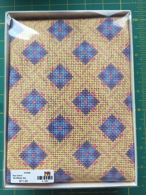 Rope Quilt Needlepoint Kit