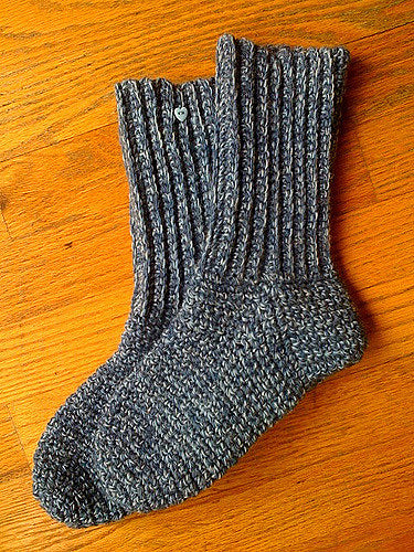 Basic Crochet Sock