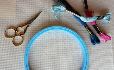 Beginning Counted Cross Stitch