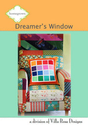 Dreamer's Window Pillow  Quilting Kit