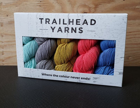 Crews by Trailhead Yarns