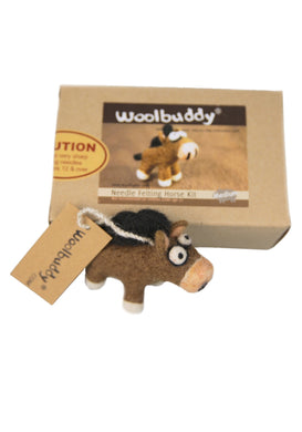 Horse Needle Felting Kit
