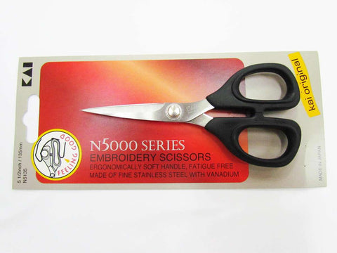 Kai Original N5000 Series Needle Craft Scissors