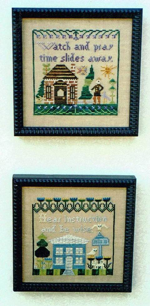 Pithies The Workbasket Cross Stitch