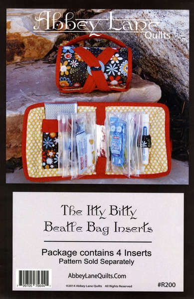 The Itty Bitty Beatle Bag Inserts